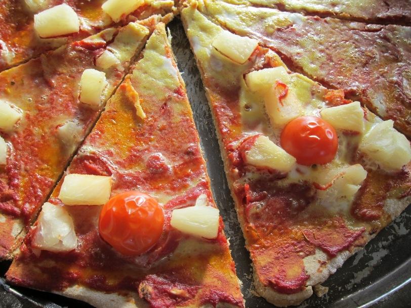 ostalaus pizza
