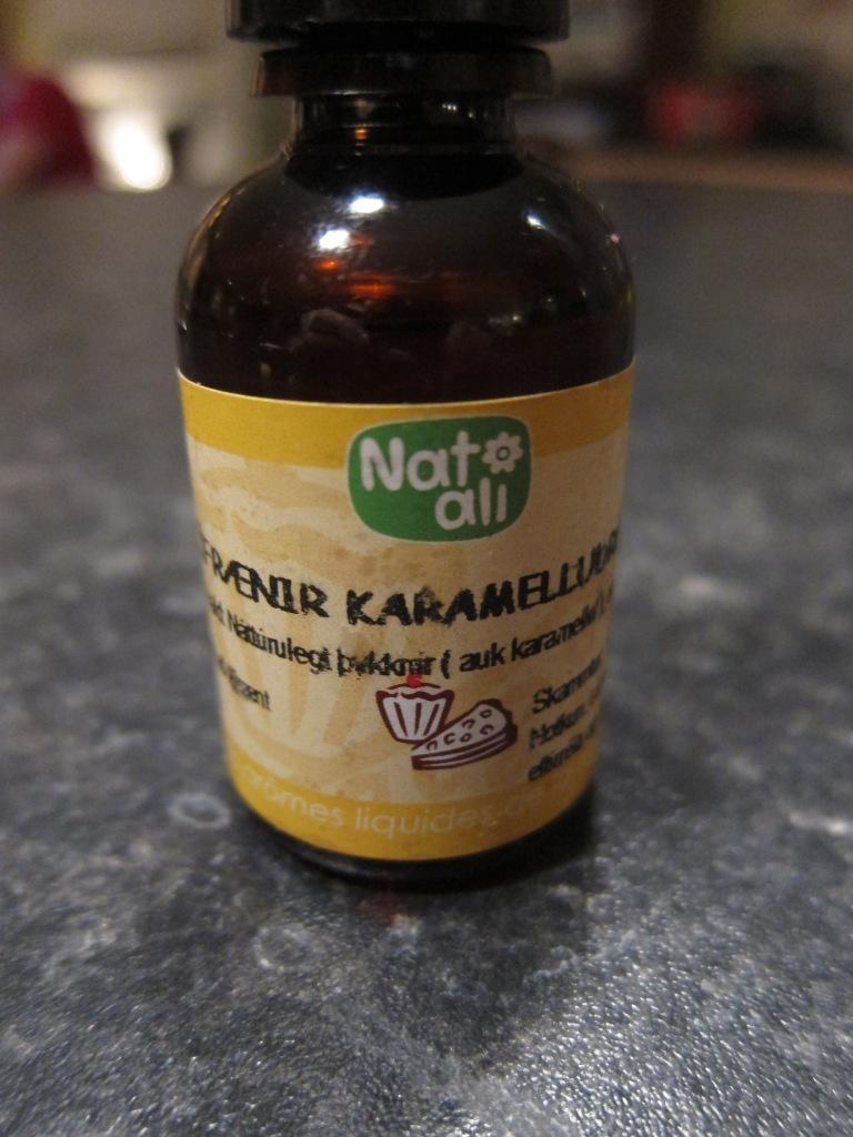 Poppaðar amaranth nammikúlur